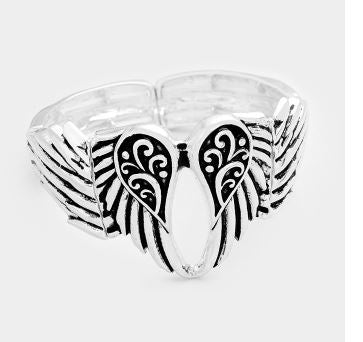 Wing Stretch Bracelet