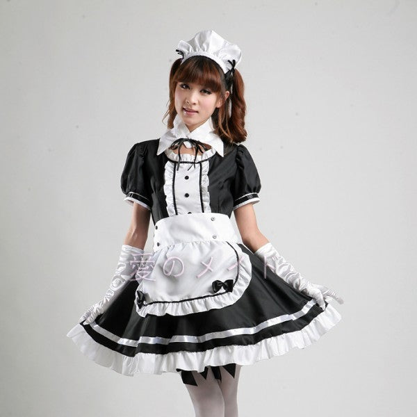 Sexy-French-Maid-Costume