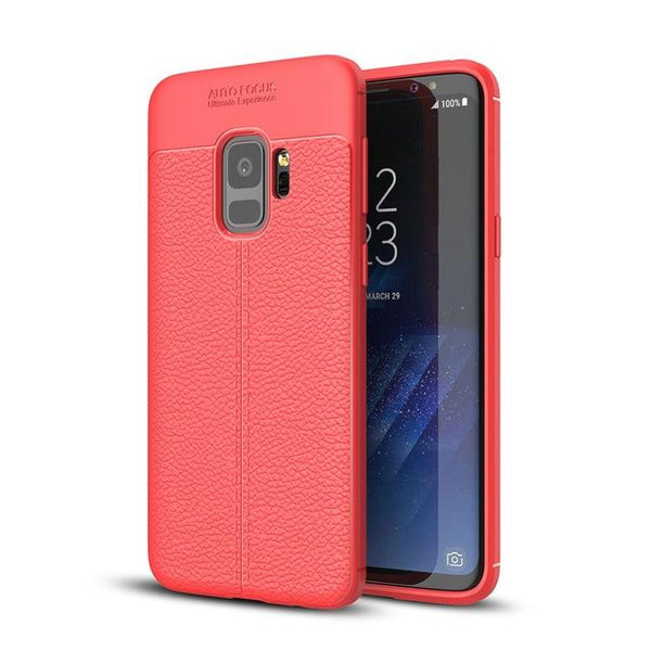 2018 New Carbon Fiber Silicon Soft Cover For Smaung S9 & S9+