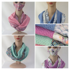 NEW SPRING / SUMMER INFINITY SCARF COLLECTION