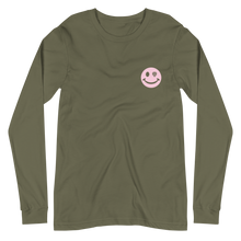 Load image into Gallery viewer, Hoppy Smile Long Sleeve Tee