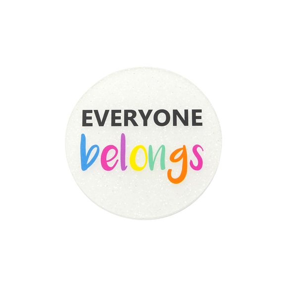Harmony Day 'Everyone Belongs' Brooch