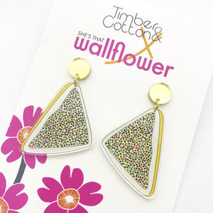 Fairy Bread- Collaboration with She's That Wallflower