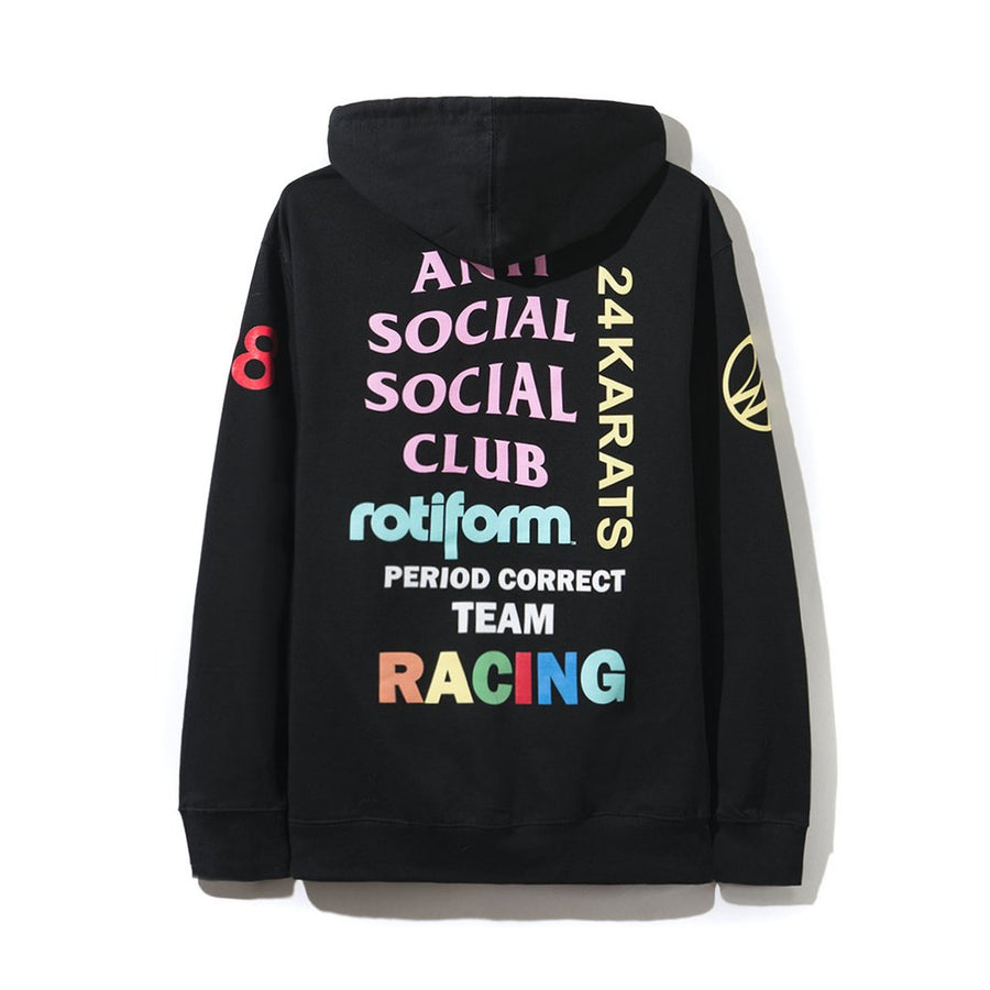 Anti Social Social Club Race Team Hoodie