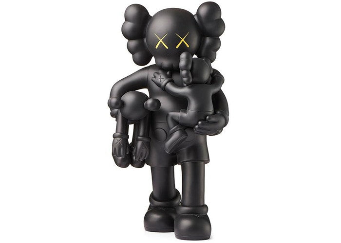 Clean Slate Vinyl Figure Black
