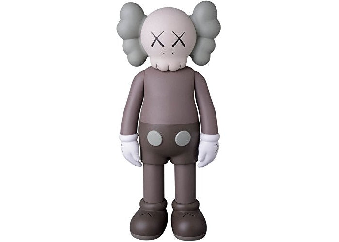 KAWS Companion Open Edition Vinyl Figure Brown