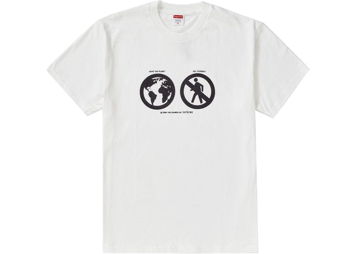 Save the Planet Tee