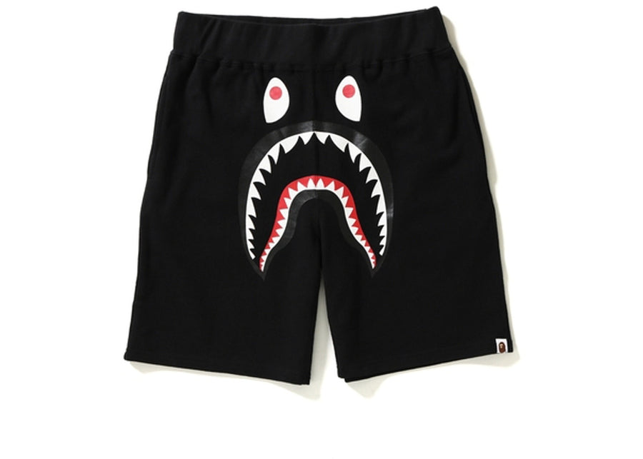 Shark Shorts (Black/Green)