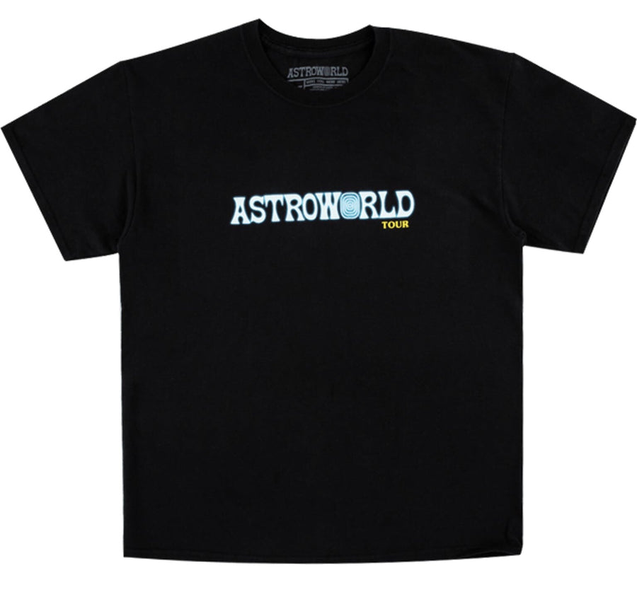 Astroworld Tour Tee Shirt