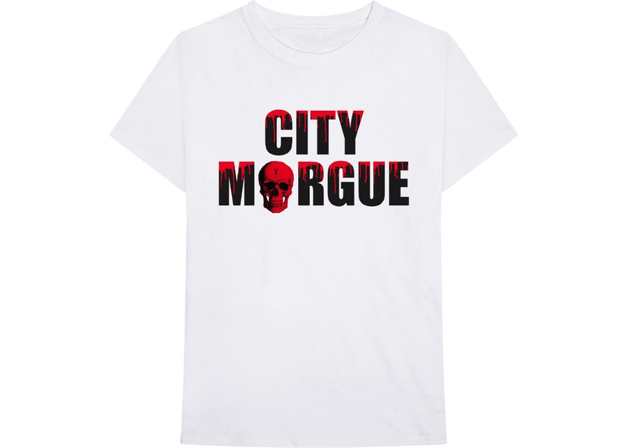 City Morgue Drip Tee