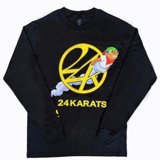 24Karats x Hebru Brantley SXSW L/S