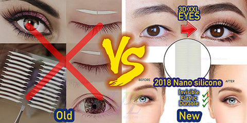 600 Strips of Anti-Aging Eyelid Tapes (+500 FREE Extra Strips)