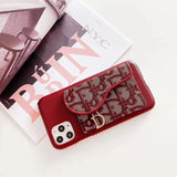 CD Designers Phone Case for iPhones with Card Holders
