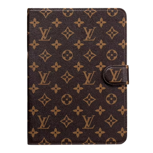 LV DESIGNERS IPAD CASE