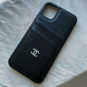 Designers Phone Case with Card Holder