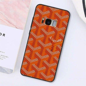Orange MG Designer's Case for Android/ Samsung
