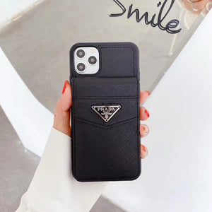 Black PD Designers Case with Card Holder