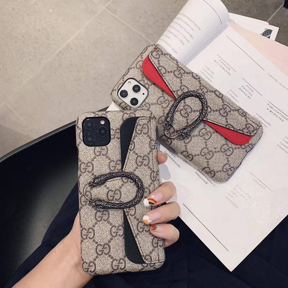 GG Designers Case with Card Holder