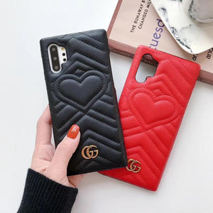 GG R/P/B Luxury Cases for Android/ Samsung