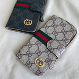 GG Designers Phone Wallet for iPhones