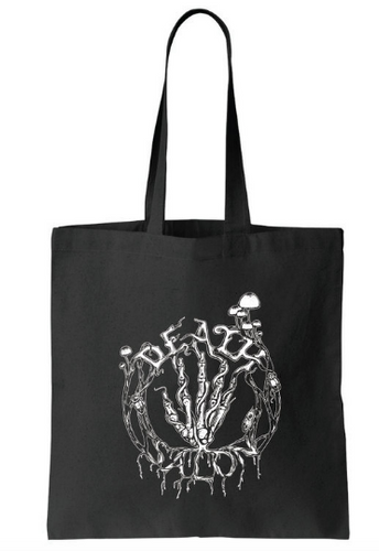 Death Salon Tote Bag