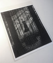 "Load image into Gallery viewer, Landis Blair ""Memento Mori, Forest"" Art Print"
