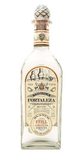 Fortaleza Tequila Blanco Still Strength -750ML