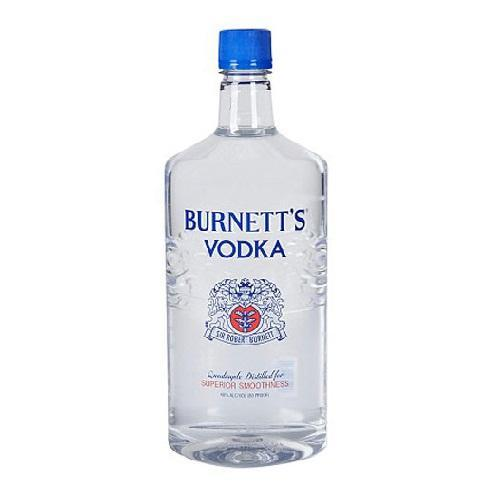 Burnett's Vodka 80@ - 1.75L