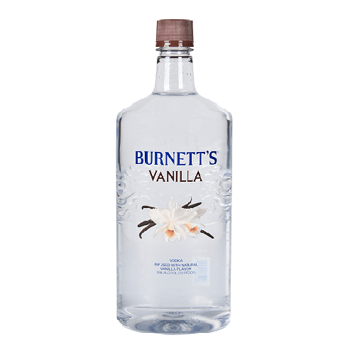 Burnett's Vodka Vanilla - 1.75L