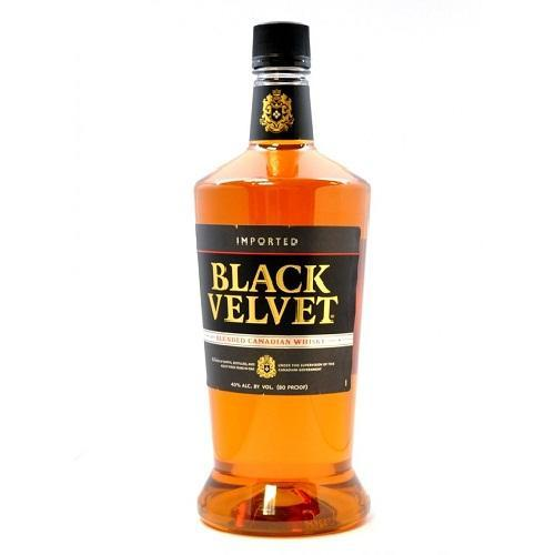 Black Velvet Canadian Whisky 80@ - 1.75L