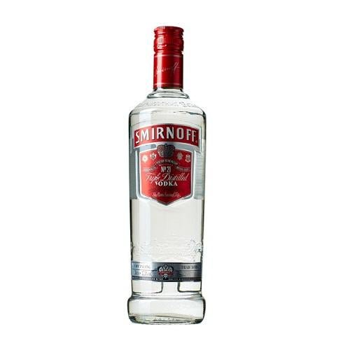 Smirnoff Vodka Red No. 21 - 1.75L