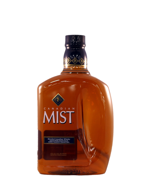 Canadian Mist Canadian Whisky - 1.75L