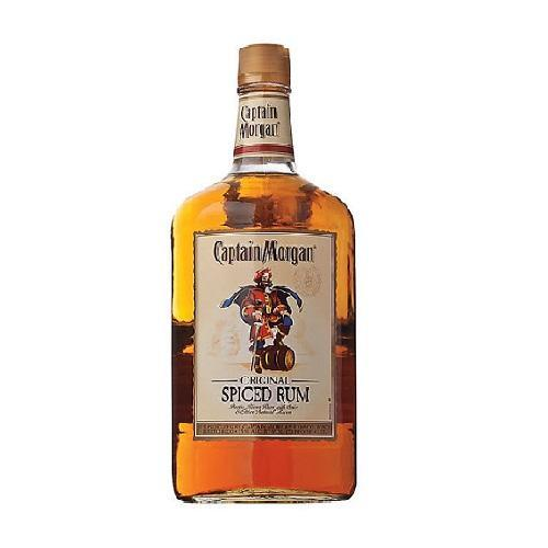 Captain Morgan Rum Original Spiced - 1.75L