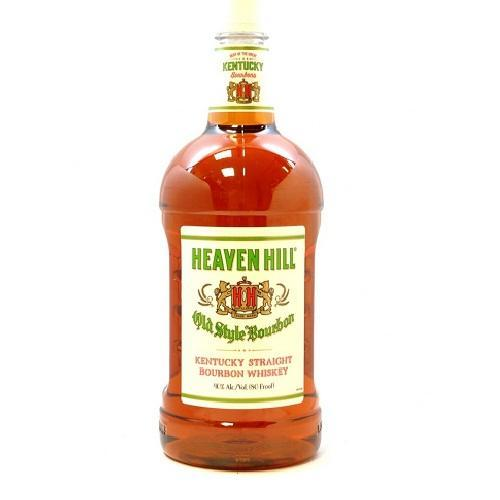 Heaven Hill Bourbon 80@ - 1.75L