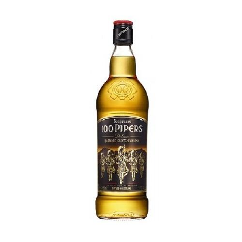 100 Pipers Scotch - 1.75L