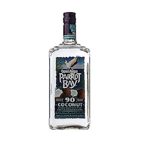 Captain Morgan Parrot Bay Rum Coconut 90@ - 1.75L