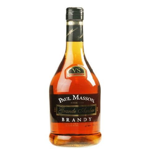 Paul Masson Brandy Grande Amber VS - 750ML