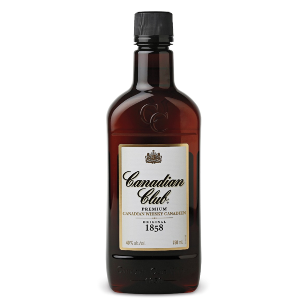 Canadian Club Canadian Whisky 1858 - 750ML