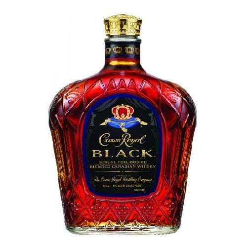 Crown Royal Canadian Whisky Black - 750ML