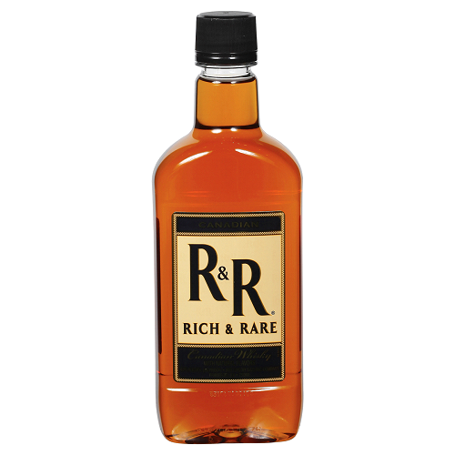 Rich&Rare Canadian Whiskey 750ML