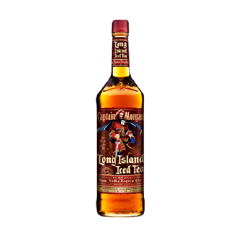 Captain Morgan Long Island Iced Tea - 750ML