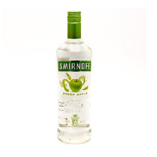 Smirnoff Vodka Green Apple - 750ML