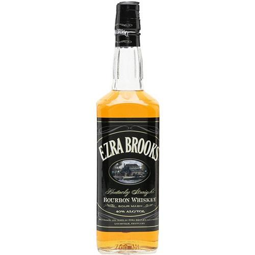 Ezra Brooks Bourbon - 750ML