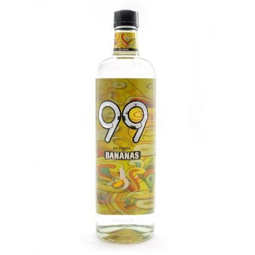 99 Brand Bananas - 750ML