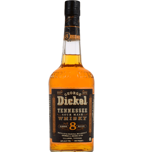 George Dickel Tennessee Whisky No. 8 - 750ML
