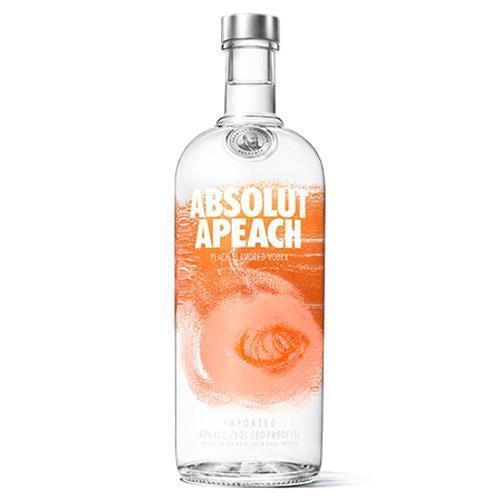 Absolut Vodka Apeach - 750ML