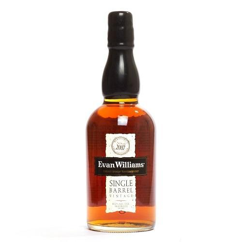 Evan Williams Bourbon Single Barrel Vintage - 750ML