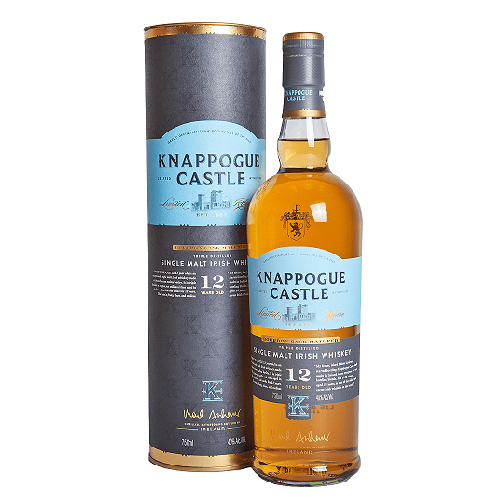 Knappogue Castle Irish Whiskey Single Malt 12 Year - 750ML