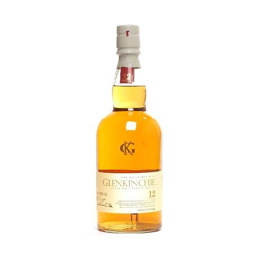 Glenkinchie Scotch Single Malt 12 Year - 750ML
