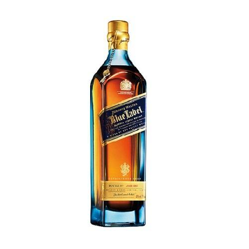 Johnnie Walker Scotch Blue Label - 750ML